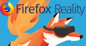 Firefox Realtity