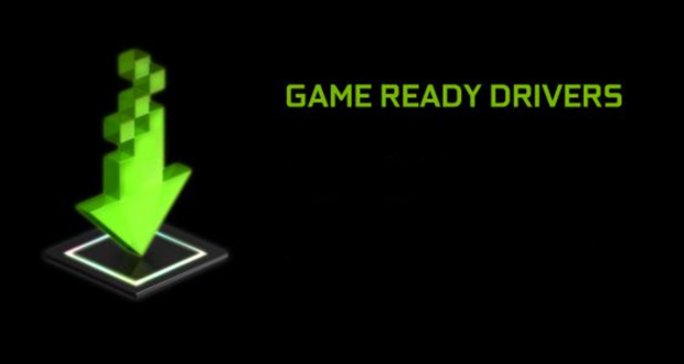 Pilotes GeForce Game Ready de Nvidia