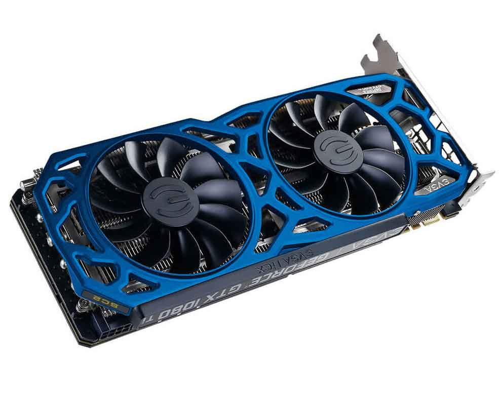 GeForce GTX 1080 Ti SC2 Elite d'EVGA