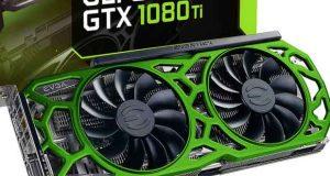 GeForce GTX 1080 Ti SC2 Elite d'EVGA