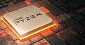 Processeur Ryzen d'AMD