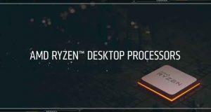 Processeur Ryzen de 2ème génération
