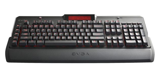 Clavier gaming Z10 d'EVGA