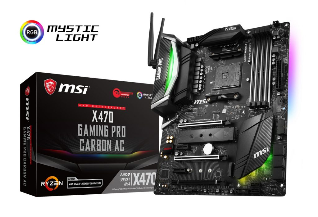 X470 GAMING PRO CARBON AC