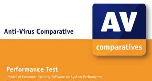 AV-Comparative – Performance Test – Avril 2018