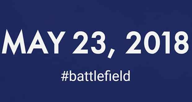 Battlefield V - Rendez-vous le 23 mai 2018