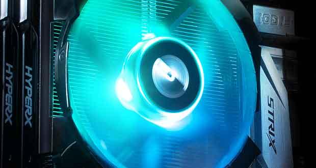 C7 RGB de Cryorig