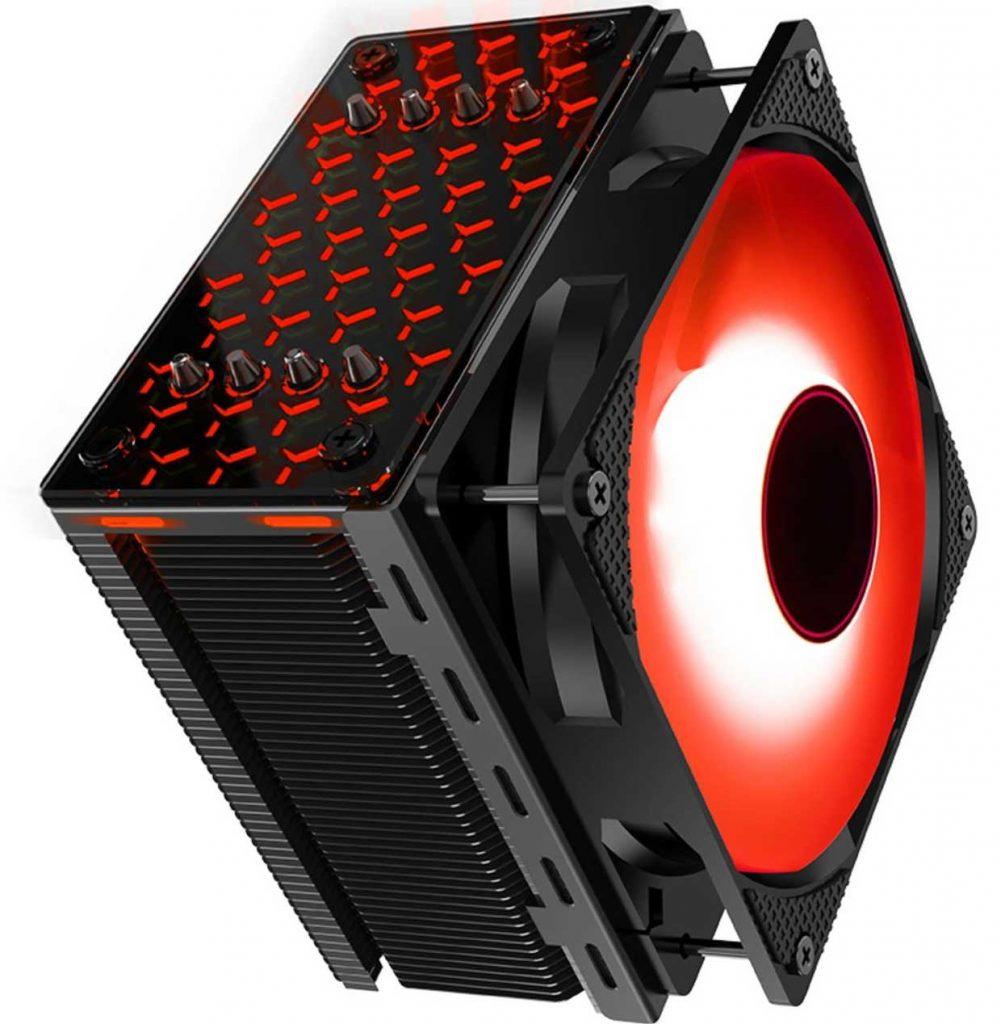 Ventirad CR-201 RGB de Jonsbo