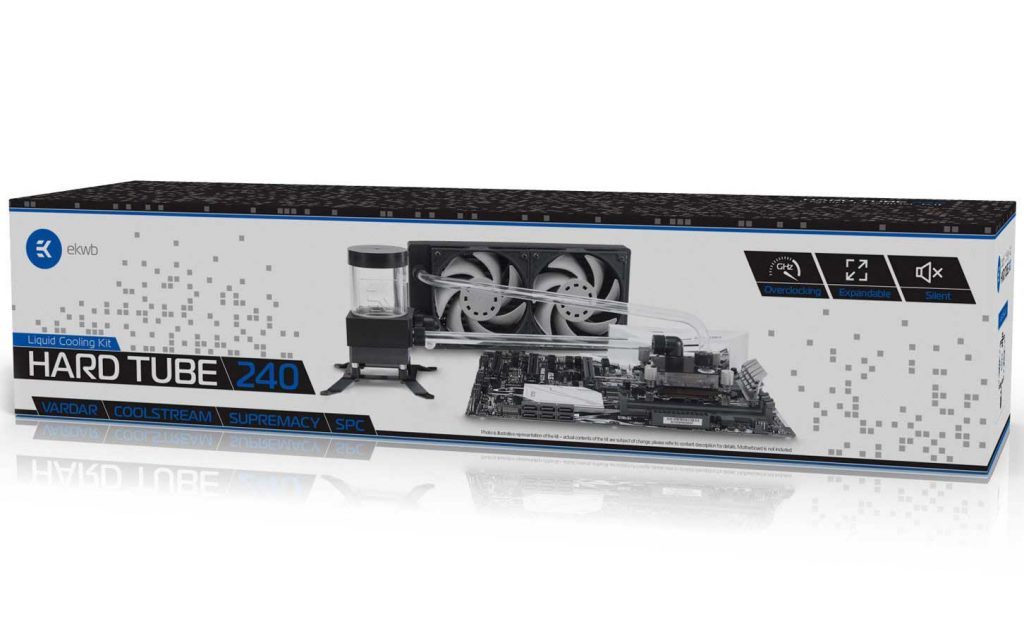 Kit de Watercooling EK-KIT HT240 de EKWB