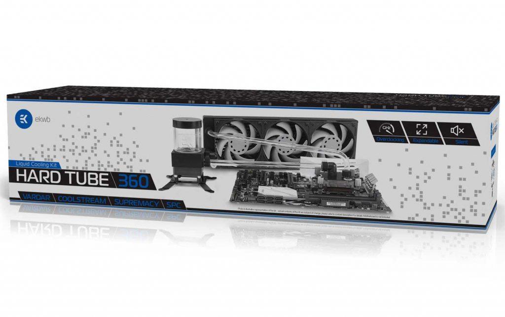 Kit de Watercooling EK-KIT HT360 de EKWB