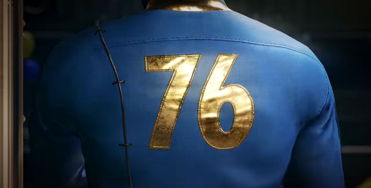 76 — Bethesda annonce Fallout