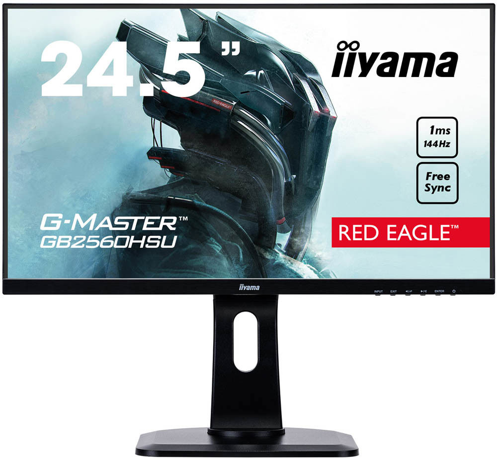 Moniteur gaming Red Eagle G-Master G-Master GB2560HSU-B1