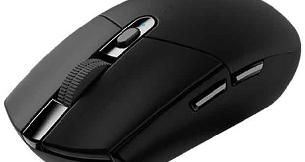 Souris gaming sans fil G305 LightSpeed de Logitech