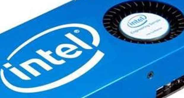 Intel - Carte graphique