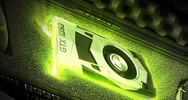 GeForce GTX 1050 de Nvidia