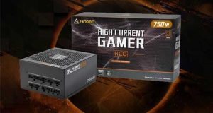 Alimentation High Current Gamer d'Antec