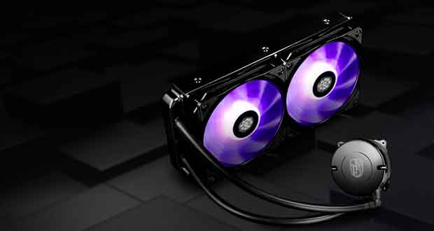 Maelstrom 240 RGB de DeepCool