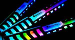 Dissipateur thermique DDR4 RGB NC-2 de Jonsbo