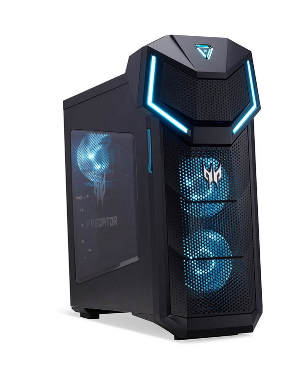 PC Gamung Predator Orion 5000 series d'Acer.