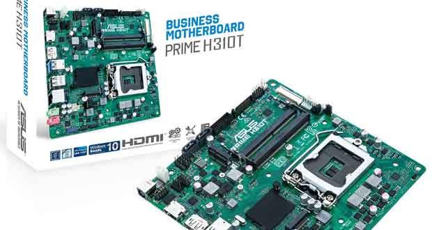 Carte mère Asus Prime H310T