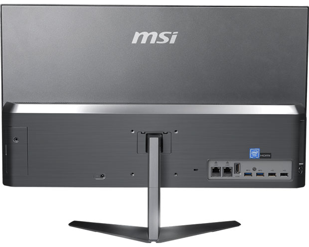 All-In-One PC Pro 24X 7M de MSI