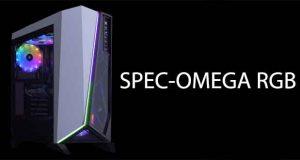 Boitier Spec-Omega RGB de Corsair