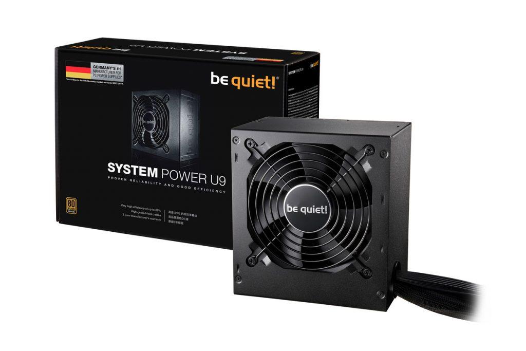 System Power U9 de Be Quiet