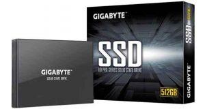 SSD UD Pro series de Gigabyte