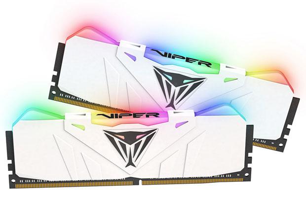 Kit DDR4 Viper RGB de Patriot