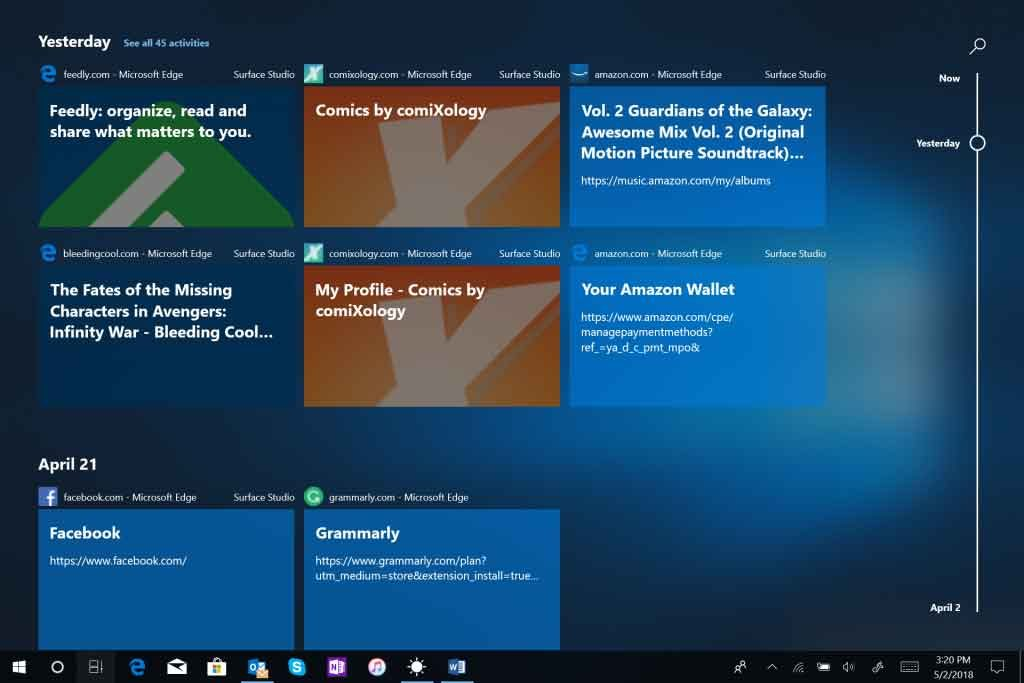 Windows 10 Redstone 5 Build 17661