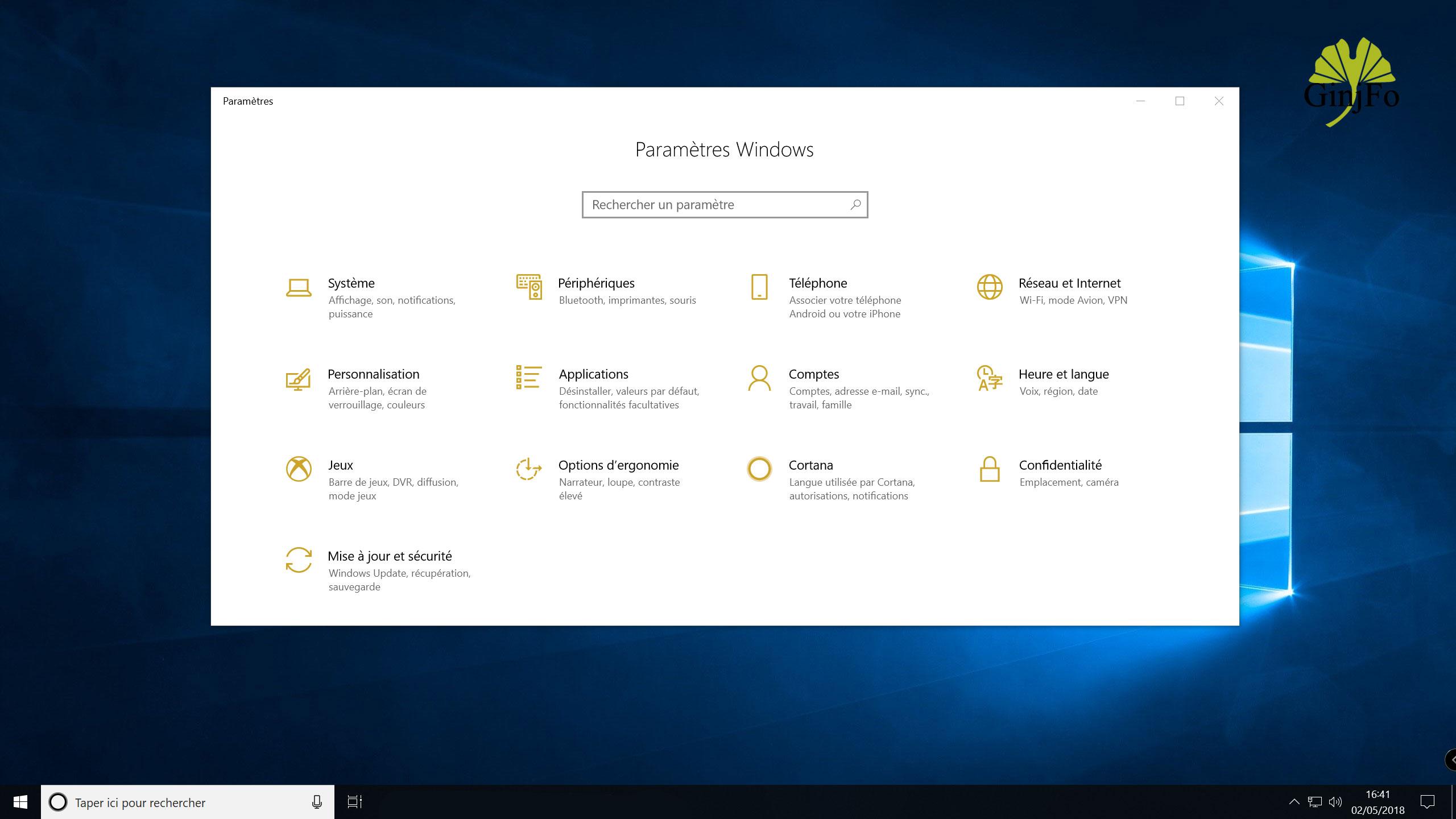 Comment désactiver l'envoi de données télémétriques à Microsoft