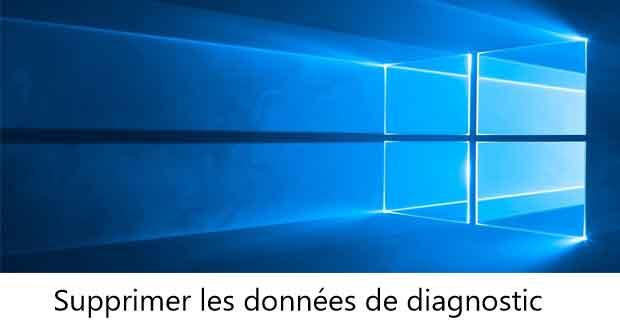Windows 10 v1803, comment supprimer les données de télémétrie ?