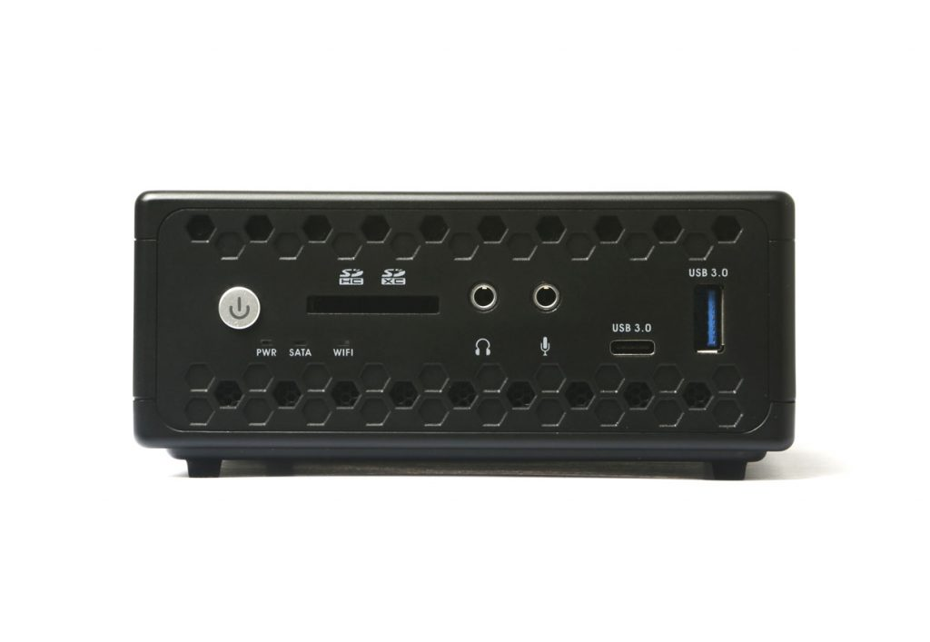 Mini-PC Zbox CI329 Nano de ZOTAC