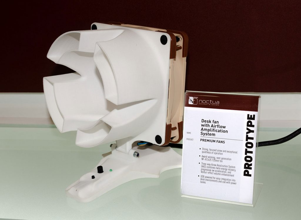 AirFlox Amplification System de Noctua