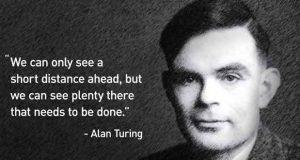 Alan Turing - Nvidia souhaite un joyeux anniversaire