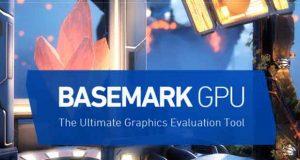 Benchmark Basemark GPU