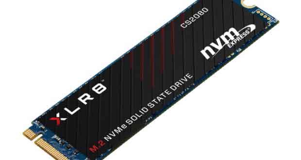 SSD CS2080 M.2 NVMe de PNY