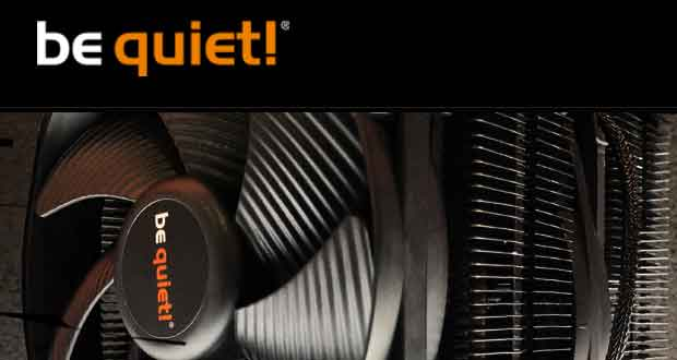 Computex 2018 - Be Quiet !