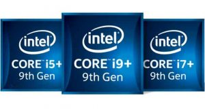 Core i9 - Intel