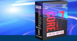 Core i7-8086k Limited Edition