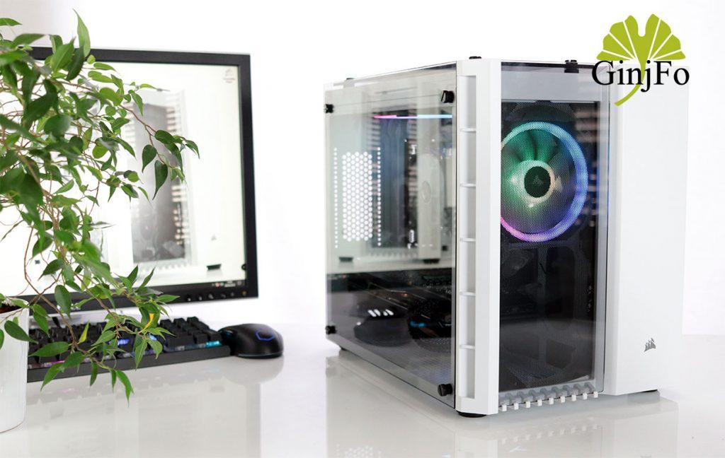Crystal 280X RGB de Corsair