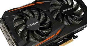 GeForce GTX 1050 OC 3G de Gigabyte