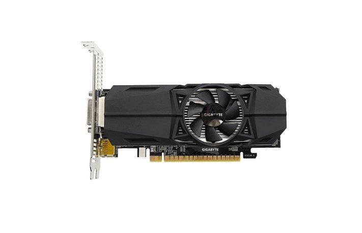 GeForce GTX 1050 OC Low Profile 3G de Gigabyte