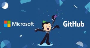 GitHub et Microsoft