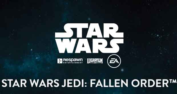 Jedi: Fallen Order, Electronic Arts et Respawn Entertainment.