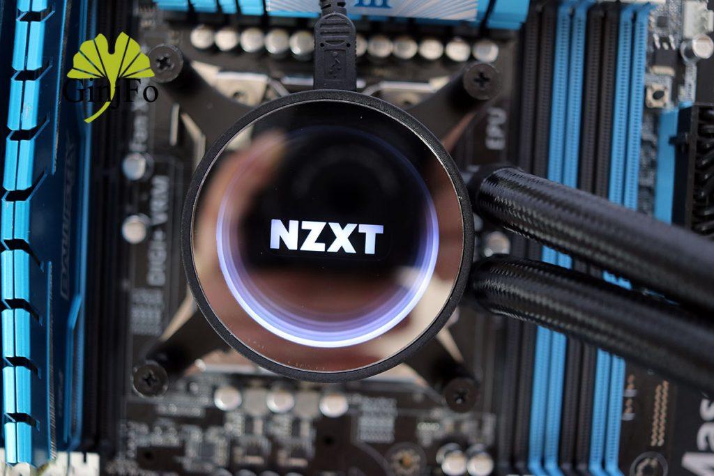 Kraken M22 de NZXT