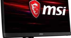 Moniteur gaming Optix MAG271CR de MSI