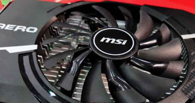 Carte MSI 4-Way M.2 PCIe