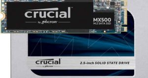SSD Crucial MX500 series