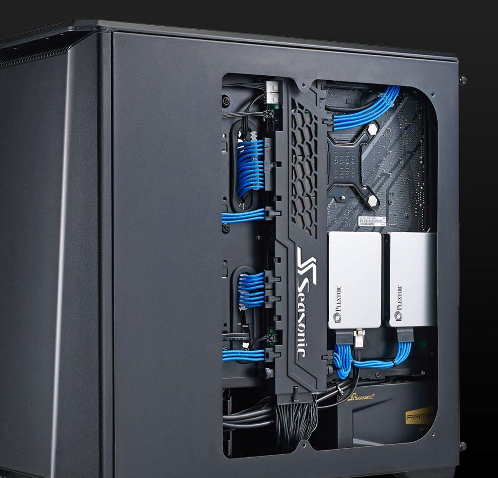 System Cable Management Device alais SCMD de Seasonic